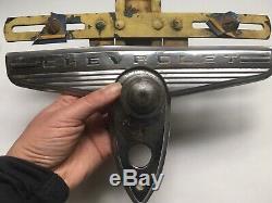 1941 Chevrolet Guide L-1 Gm Rear License Plate Bracket