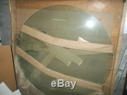 54 Inch Round Glass Table Top 3/4 Thick Plate Glass with polished edges