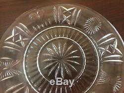 (8) Waterford Millennium 8 Inch Plates Gorgeous Condition