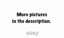 Authentic Oakley Carbon Plate OX5079-01 53 Matte Black withDemo Lenses Eyeglasses