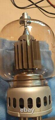 Eimac 4-1000 A tube in very good condition uniform plate clear glass