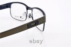 Eyeglass Frames-Oakley METAL PLATE OX5038-0253 Pewter53mm Titanium Glasses Frame
