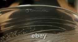 Gorgeous Stunning R Rene Lalique Ondines Sea Nymphs Plate