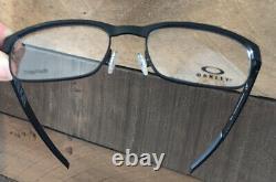 Oakley Metal Plate OX5038 Matte Black Frame Titanium 53mm