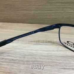 Oakley Steel Plate Eyeglasses Powder Midnight OX3222-0354 Authentic 54mm