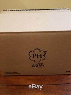 Princess House Fantasia Domed Cake Plate/Punch Bowl Set # 3123 5202 NIB HOSTESS