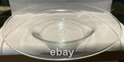 RIEKES CRISA MODERNO 27pcs. PUNCH SET BOWL, UNDER PLATE, LADLE, CUPS