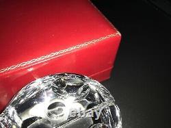STEUBEN LADYBUG WithJADE GEMSTONE & VERMEIL GOLD PLATED STAND ORIG RED STEUBEN BOX