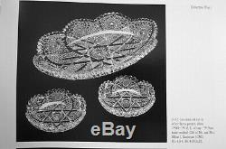 Superior Quality, 9diameter, T. G. Hawkes, Aberdeen Pattern, Serving Plate