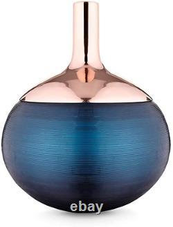 Tom Dixon Plum Ice Bucket Luxury Drinks Ice Bucket Futuristic Copper-Plated