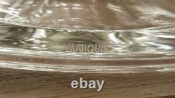 Waterford Crystal Heritage Finley 3 In 1 Cake Plate & Dome with Original Box