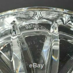 Waterford Crystal Millennium 6 Plates & Champagne Bottle Coaster
