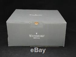 Waterford Lismore Ftd Cake Stand Plate 11 inches with Original Box